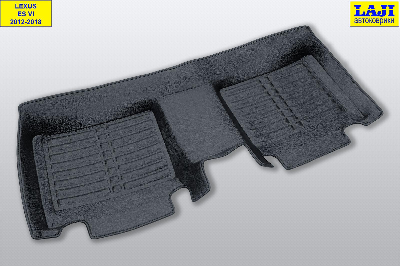 5D коврики в салон Lexus ES VI 2012-2018 10