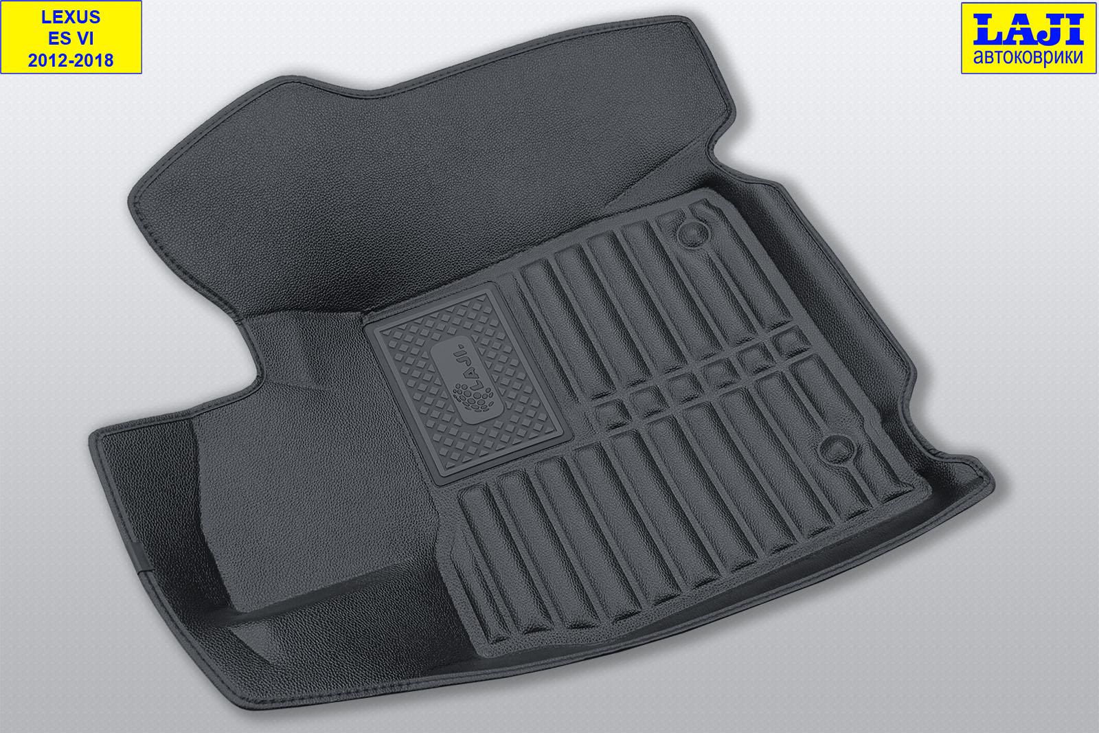 5D коврики в салон Lexus ES VI 2012-2018 3