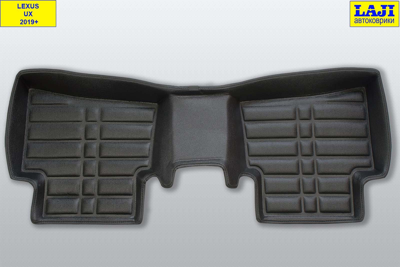 5D коврики в салон Lexus UX 2019-н.в. 9