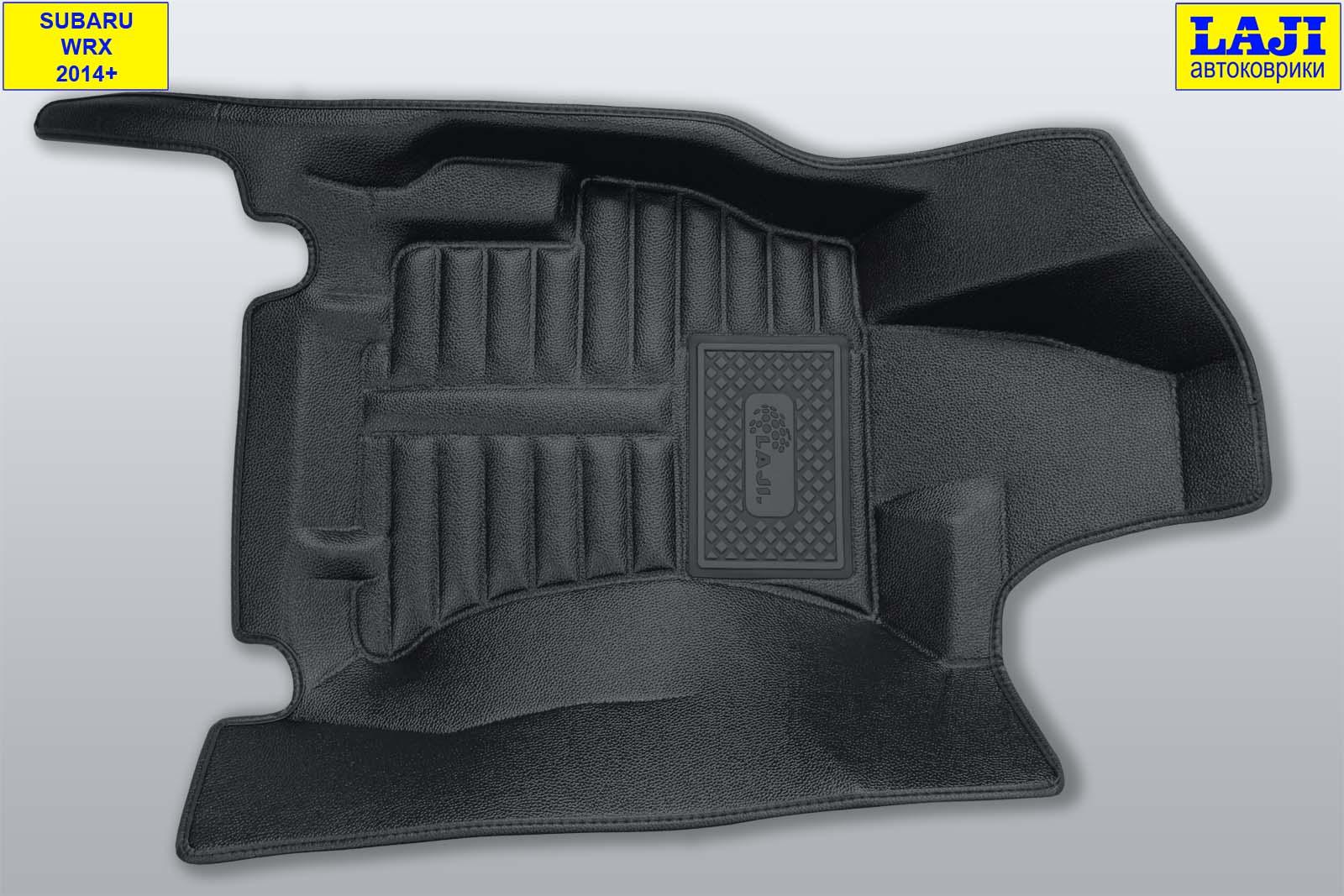 5D коврики в салон Subaru WRX 2014-н.в. 2
