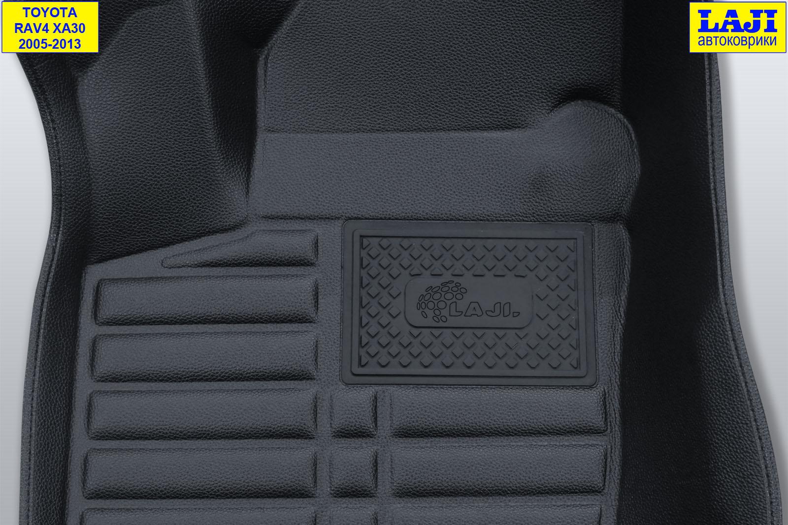 5D коврики в салон Toyota RAV4 XA30 2005-2013 7