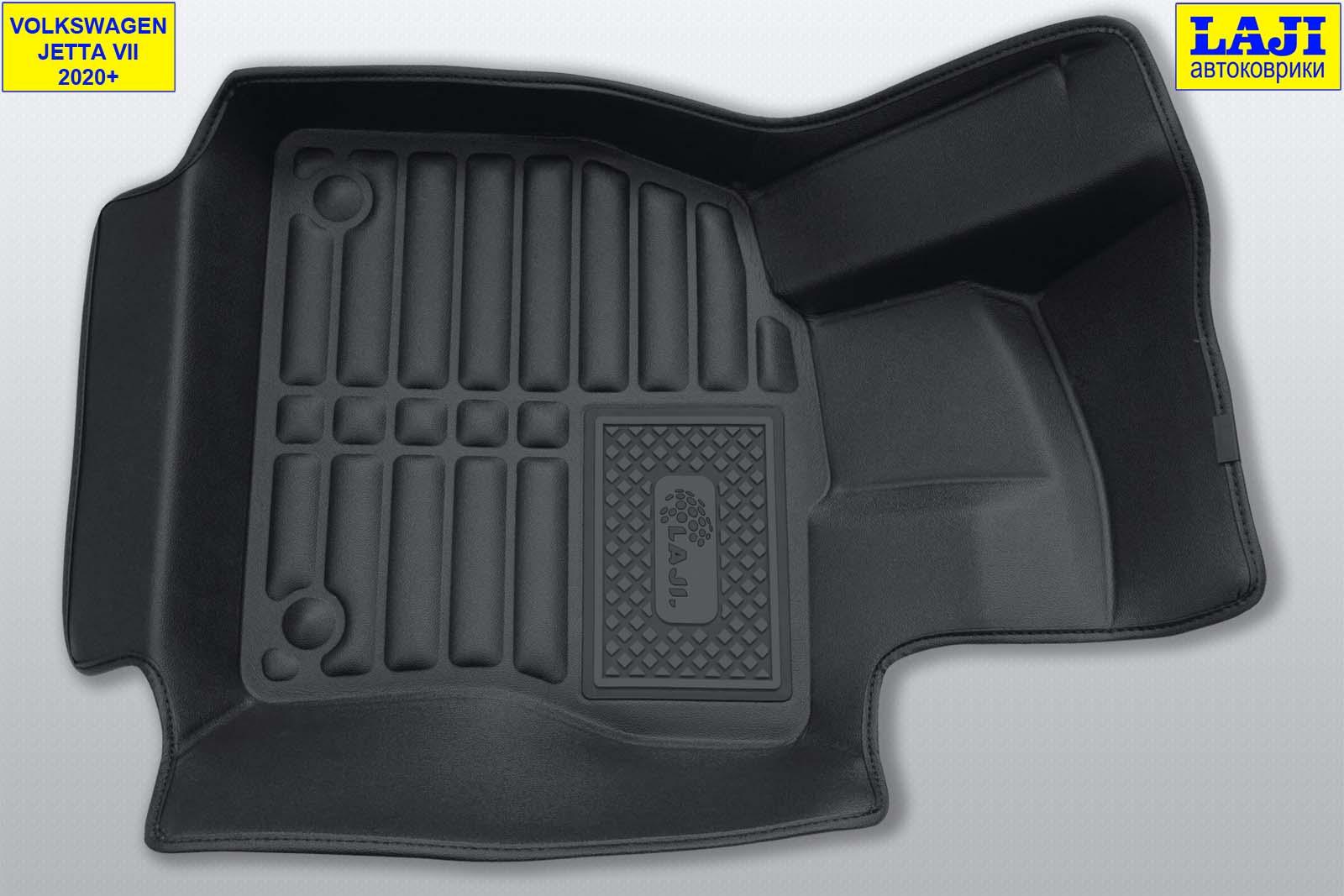 5D коврики в салон Volkswagen Jetta 7 2020-н.в. 2