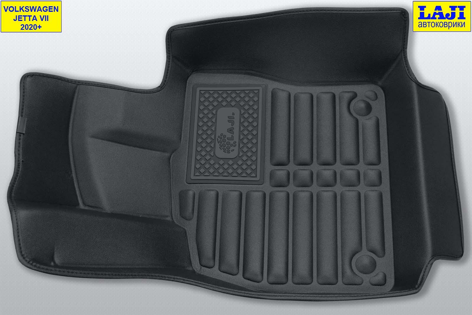 5D коврики в салон Volkswagen Jetta 7 2020-н.в. 3