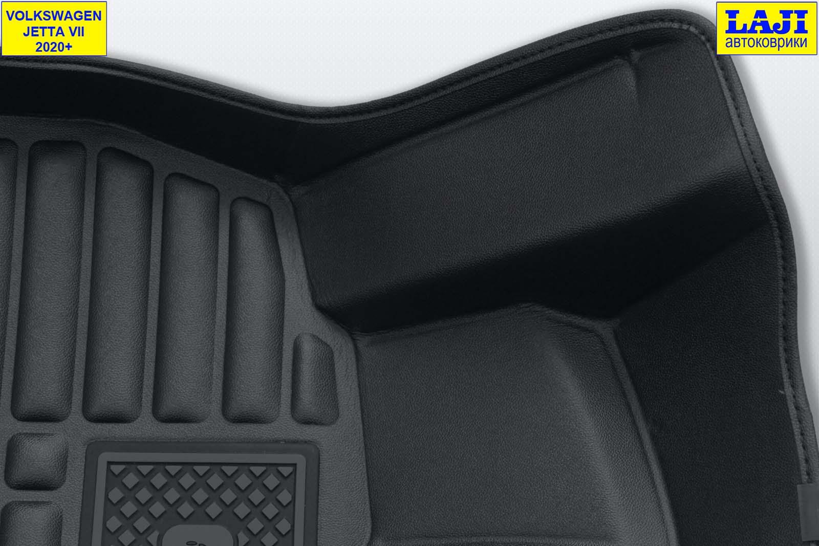 5D коврики в салон Volkswagen Jetta 7 2020-н.в. 6