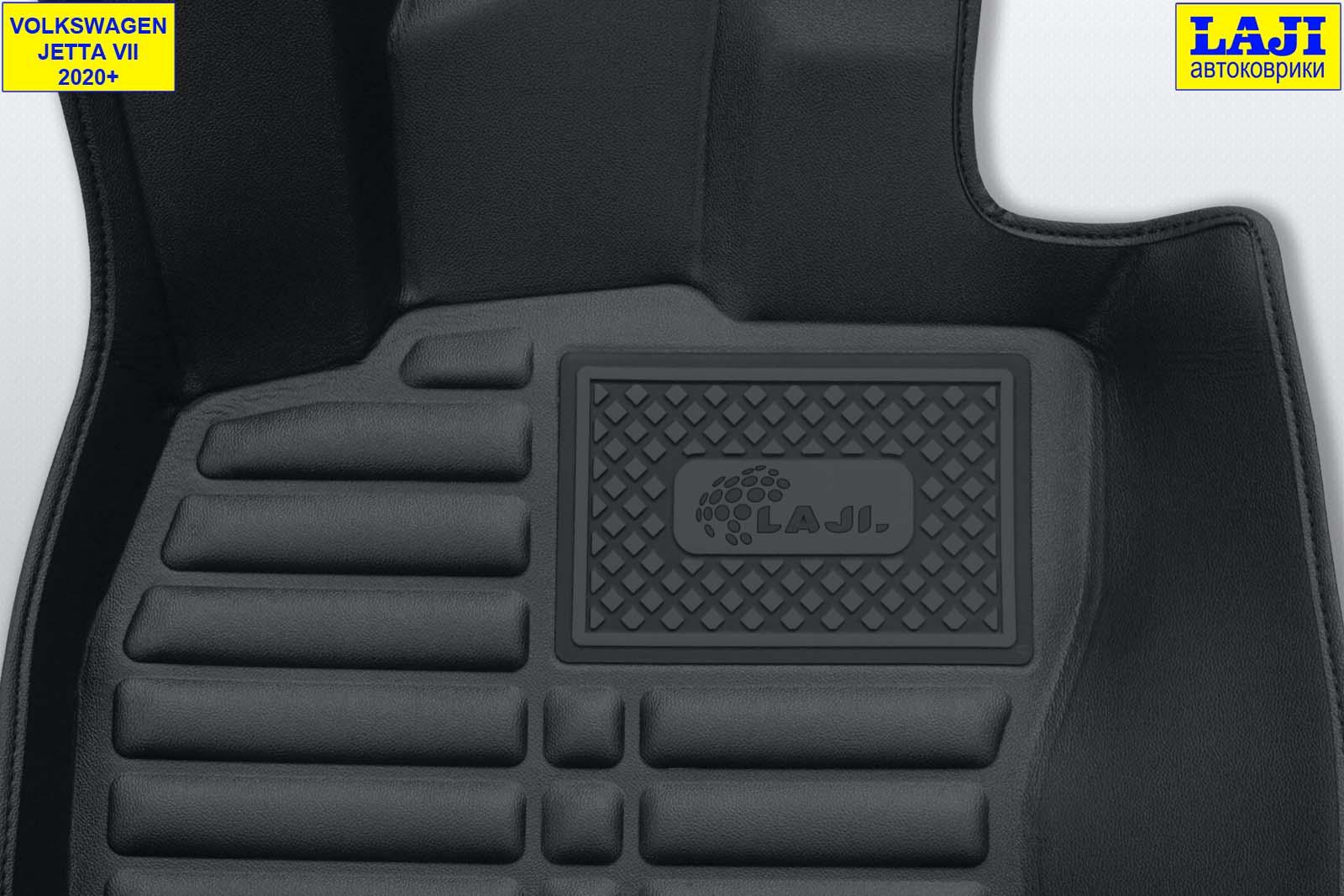 5D коврики в салон Volkswagen Jetta 7 2020-н.в. 7