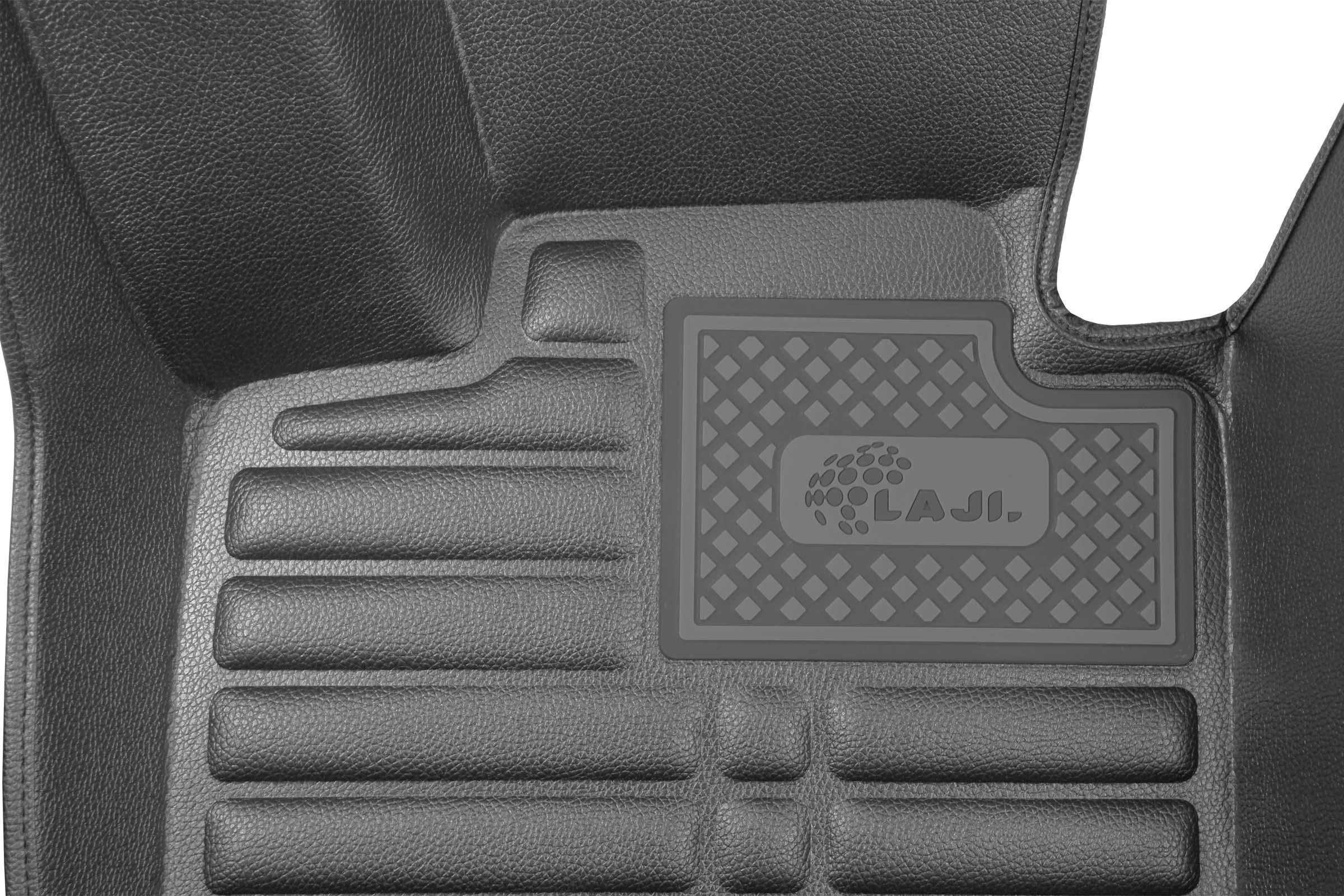 5D коврики в салон Mercedes E W212 2009-2016  8